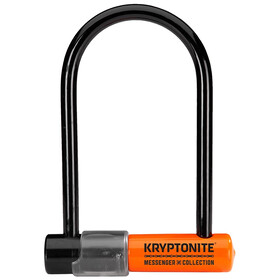Kryptonite Messenger Mini Bike Lock black